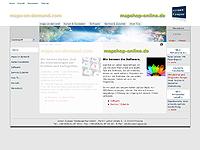 mapshop-online Software für Digitale Kartografie